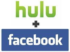 Hulu Sinks Hooks Into Facebook With New Social Features | Social TV and The Future | Scoop.it