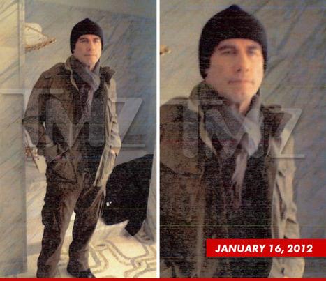 John Travolta -- PROOF I Didn't Grope That Masseur | MORONS MAKING THE NEWS | Scoop.it