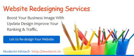 Top Reasons to Business Website Redesigning | Web Development & Designing | Scoop.it