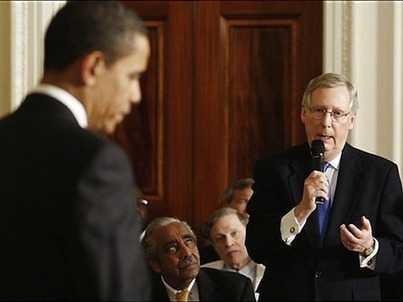 Exclusive: McConnell Calls Out Obama's Negotiation Charade | MN News Hound | Scoop.it