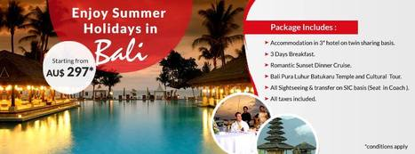 Tickets to Bali from Melbourne   Fly from Australia   Scoop.it