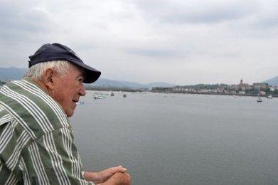 Hendaye : Le vieil homme et la mer | BABinfo Pays Basque | Scoop.it