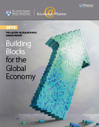 The Lauder Global Business Insight Report 2013: Building Blocks for the Global Economy | Colombia | Scoop.it