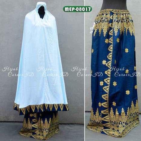 Mukena-Etnik-Prada-08017 | Atisomya Hijab | Scoop.it