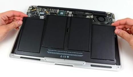 Mantenimiento de la batería de un portátil Mac   Technology   Scoop.it