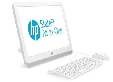 HP Unveils Slate 21 AIO Android PC and Tablet with a 21.5″ Touchscreen | Embedded Systems News | Scoop.it