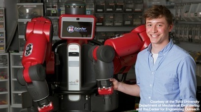 Rethink Robotics Opens Up Baxter Robot For Researchers | Tracking the Future | Scoop.it