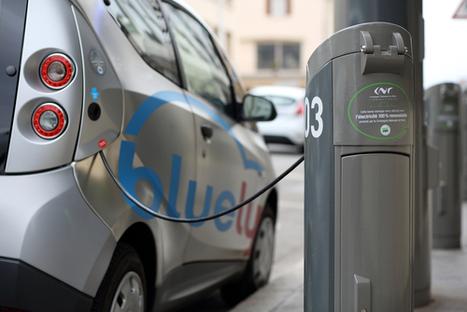 Recharge électrique : Bolloré devrait être le premier opérateur national | great buzzness | Scoop.it