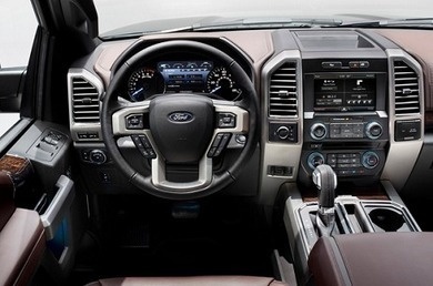 2015 Ford F 150 Fx4 Interior Exterior | Carsport Reviews | technologi | Scoop.it