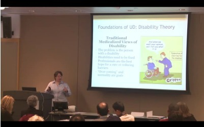 Universal Design: Make Your Course Accessible to EVERY Learner (video) | Accessible eBooks + Technologies = Learning Success! | Scoop.it