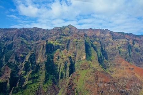 Kauai Helicopter Photography - Ottsworld | Kauai The Garden Isle | Scoop.it