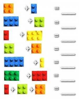 Lego MathWorksheets | engaging math | Scoop.it
