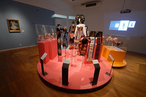 Saint-Etienne met le ruban à l'honneur - Fashion Spider - Fashion Spider – Mode, Haute Couture, Fashion Week & Night Show | Textile Horizons | Scoop.it