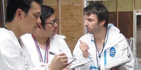 Nicolas, radioprotectionniste de 32 ans envoyé comme nettoyeur à Fukushima | MidiLibre.fr | Japon : séisme, tsunami & conséquences | Scoop.it