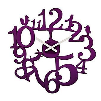 Initiales GG, une fille mais pas que...: 8 horloges design et pas (trop) chères... | Déco Design | Scoop.it