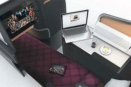 Qantas unveils new seats | QANTAS | Scoop.it