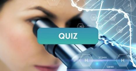 QUIZ: ¿Qué tanto sabes sobre la genética? ¡Descúbrelo! | Recull de recursos TiC de Ciències de la Naturalesa | Scoop.it