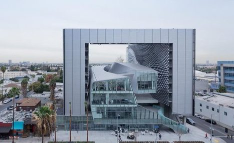 Emerson College Los Angeles by Morphosis Architects | sustainable architecture | Scoop.it