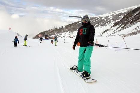 Peyragudes crée une piste «007» pour les 20 ans du tournage du film James Bond | Louron Peyragudes Pyrénées | Scoop.it