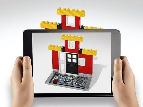 Lego Introduces Fusion Blocks That Tie-In With Android and iOS Apps - NDTV | Aprendiendo a Distancia | Scoop.it