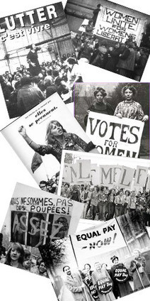 France: Marche des femmes contre l'austérité 9/06 Femmes debout contre l'austérité : nous refusons de trinquer !   ActuChomage.info   Scoop.it