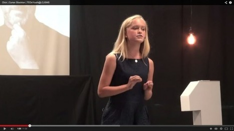 What Students Can Learn from Giving TEDx Talks | gifted and talented | Scoop.it