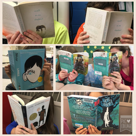 I Am What I Read: 5 Ways to Nurture Reading Identity by Paula Bourque   Young Adult Novels   Scoop.it