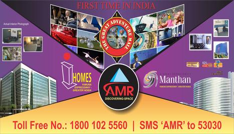 AMR Noida - The Great Adventure Mall in Noida | AMR Noida - AMR Group Noida - The Great Adventure Mall in Noida | Scoop.it