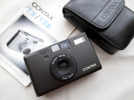 Contax T3 | Contax T3 | Scoop.it
