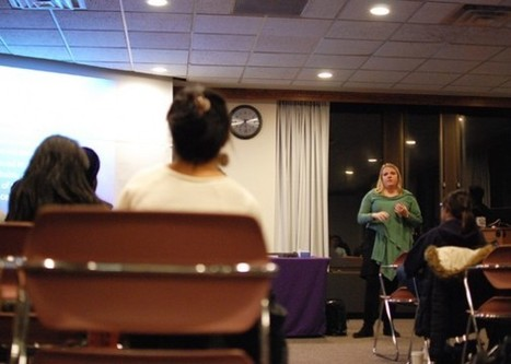 Northwestern students address racial profiling concerns at workshop   Police Problems and Policy   Scoop.it