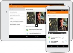 Moodle Mobile - MoodleDocs | mOOdle_ation[s] | Scoop.it