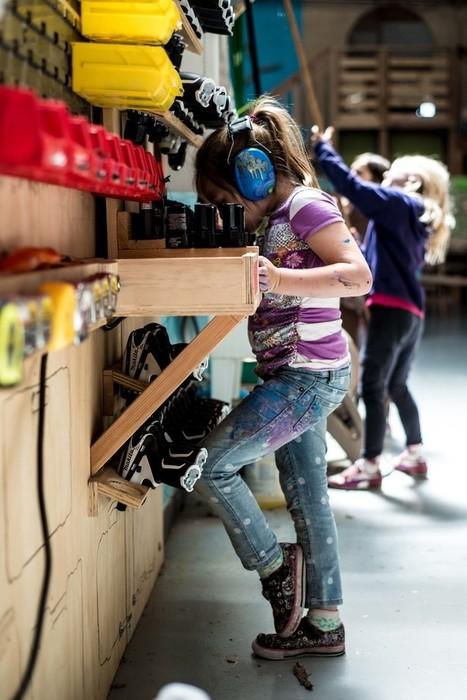 Talento y carpintería: desintoxicando la educación | Aprender y educar | Scoop.it