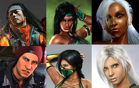 13 Worst Cases of Whitewashing in Video games |TheZonegamer | Thezonegamer | Scoop.it