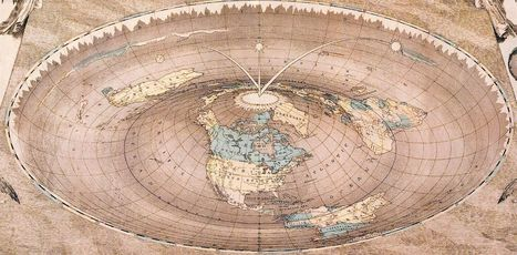 Flat wrong: the misunderstood history of flat Earth theories | Cliographic | Scoop.it