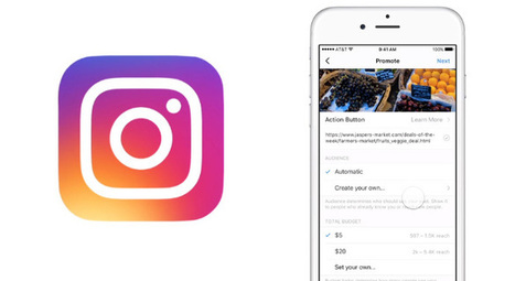 Le boost de publication arrive sur Instagram ! | CommunityManagementActus | Scoop.it