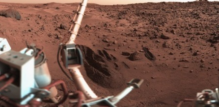 The Viking Missions May Have Discovered Life on Mars in 1976 | Cultura de massa no Século XXI (Mass Culture in the XXI Century) | Scoop.it