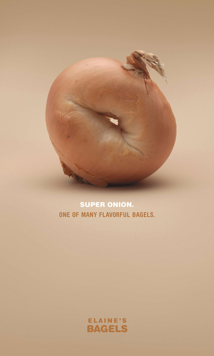 42 Creative Food Advertisements that Will Win You Over | You the Designer | Psychology of Consumer Behaviour | Scoop.it