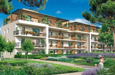 Nouveau programme immobilier neuf LES JARDINS DE CANDITTE à Boucau - 64340 | L'immobilier neuf Côte Basque | Scoop.it