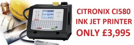 Latest Continuous Ink Jet Printing Technology | Jaylindeclan car audio | Scoop.it