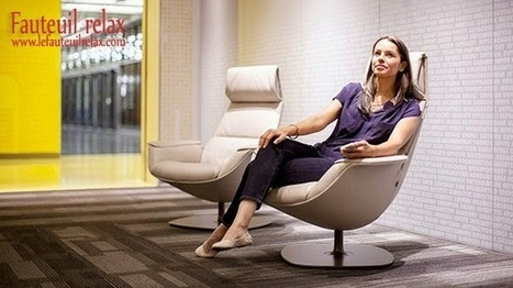 Fauteuil relax MASSAUD LOUNGE |Fauteuil relax | fauteuil relax | Scoop.it