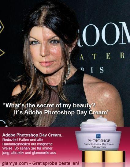 Hongaarse zangeres maakt clip van haar Photoshop-proces   Mediawijsheid in het VO   Scoop.it