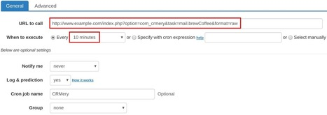 How to set up cron job for CRMery | How to set cron jobs | Scoop.it