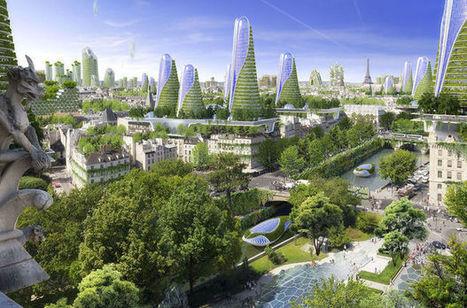Ces villes vertes sont-elles les cités du futur? (en images)   Belgian real estate and retail sectors   Scoop.it
