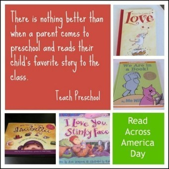 Read across America : What our parents are reading in preschool | Teach Preschool | Scoop.it