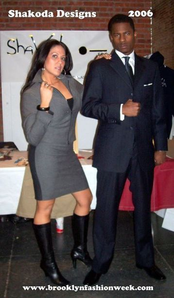 Photos du journal - Brooklyn Fashion Week | ShaKoda 2005 2005 #TBT #Blackfashiondesigner #Brooklyn | Black Fashion Designers | Scoop.it