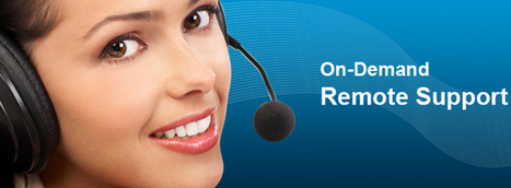The Efficient Services Of Online Remote Support Tool | PC help station | Scoop.it