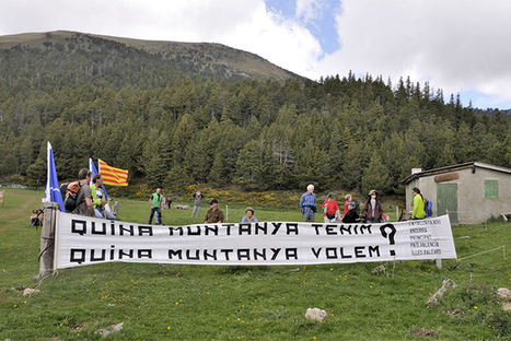 La mobilització atura un macrocomplex d'esquí alpí a la Cerdanya i el Capcir | #territori | Scoop.it