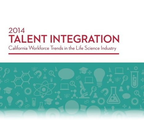 2014 Life Science Industry Talent Report | Effective STEM Education                                      (Mostly HigherEd & Biotechnology-relevant) | Scoop.it