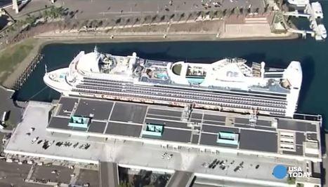 Pollution des mers : 40 M $ d'amende pour le croisiériste américain «Princess Lines»   Planete DDurable   Scoop.it