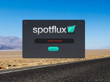 Spotflux, un VPN qui s'installe et se configure en deux clics | Time to Learn | Scoop.it